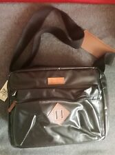 NEW Firetrap mens Bag black RRP 45