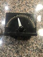 Electronome electric metronome, Bakelite!