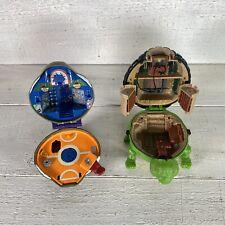 Teenage Mutant Ninja Turtles Vintage Mini Playset Mirage Playmates 1994