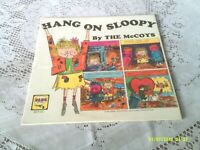 THE MCCOYS. HANG ON SLOOPY. BANG. BLP-212. 1965. FIRST PRESSING.
