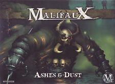 MALIFAUX Ashes & Dust - Ashes e Dust WYR20528 NEW FACTORY SEALED M2E
