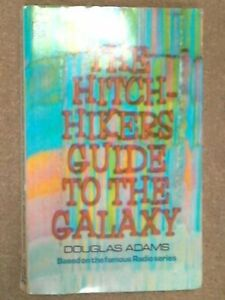 The Hitchhiker's Guide To The Galaxy by Adams, Douglas Paperback Book The Cheap