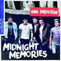 One Direction - Midnight Memories - CD Nuovo Sigillato N