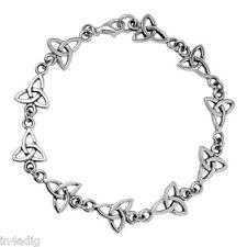 Celtic Trinity Knot Design Bracelet