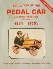 BOEK/LIVRE : PEDAL CARS (tretauto,vintage trapauto,voiture à pédales