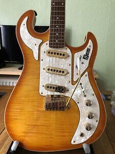 Burns Shadow Special Honeyburst Rare Guitar