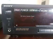 *RARE*Sony STR DE305 2 Channel 100 Watt Receiver