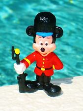 Mickey Mouse Royal Guard Disney Action Figure PVC Applause 90s Cake Topper Toy