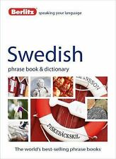 Berlitz Swedish Phrase Book & Dictionary, Berlitz Publishing