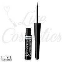 Rimmel Glam'eyes Professional Liquid Eyeliner, Black Glamour 3.5 ml