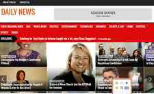 Great  News Website - Automatic Updates  Free Installation + Hosting