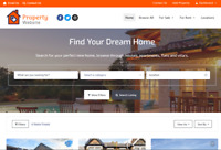 Start Your Own Property Marketplace Website - Free Domain Name + Installation!