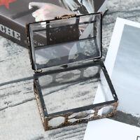 Treasure Box Keepsake Box Jewellery Chest Gold Coins Trinket Storage Case