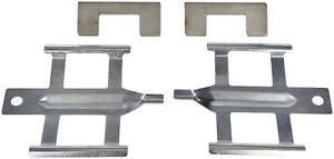 Disc Brake Hardware Kit Front,Rear Dorman HW5671