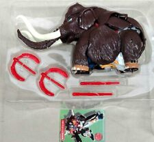 Transformers II BW C-35 Big Convoy Mammoth Beast Wars Action Figure TAKARA TOMY