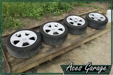VY Calais Series 2 Rims Wheels & Tyres VN VS VX VZ HSV Genuine Spare Parts - Ace