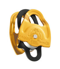 DOUBLE PRUSIK PULLEY CARRUCOLA GEMINI PETZL