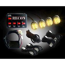 RECON 26419AM 36 Watt Amber Running Lights LED