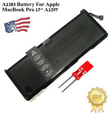 """Genuine A1383 Battery For Apple MacBook Pro 17"""" A1297 MD311/A MC725/A 020-7149-A"""