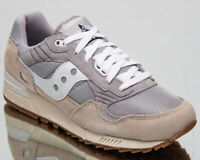 Saucony Shadow 5000 Vintage Mens Grey Casual Lifestyle Shoes Sneakers S70404-10