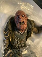 Weta Grishnakh Orc Statue Lord Of The Rings Sold Out - New