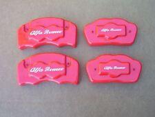 Kit Cover Pinze freno / Cover Brake per Alfa Romeo 159 - Sportwagon colore ROSSO