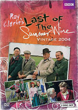 Last of the Summer Wine: Vintage 2004 (DVD, 2015, 2-Disc Set)