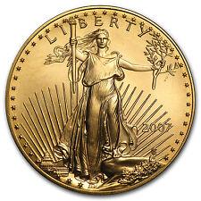 2007 1 oz Gold American Eagle BU - SKU #21529
