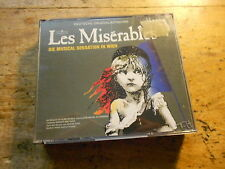 Les Miserables - WIEN [ 2 CD Album ] 1988  Deutsche Originalaufnahme