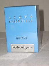 SALVATORE FERRAGAMO Homme - Acqua Essenziale - 100 ml EdT neu, original verp.