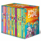 New Roald Dahl Collection, 16 Book Box Set - (7+ Years) + FREE POSTAGE