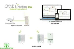 OWL Intuition-CW Smart Heating Control System (Wireless Thermostat & Relay)