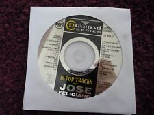 JOSE FELICIANO*CD*I GOT A WOMAN*AND THE SUN WILL SHINE*16 TRACKS**DISC ONLY**