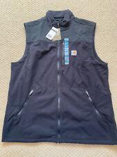 Carhartt Size XL XXL Black Fallon Vest Gilet Body Warmer Mens