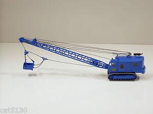 Menck M154 Dragline - 1/87 - Plastic Kit - Kibri #10384
