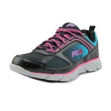 Zapatillas deportivas de mujer de tacón medio (2,5-7,5 cm) de color principal negro talla 39