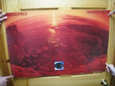 Mike Oldfield Poster Hergest Ridge