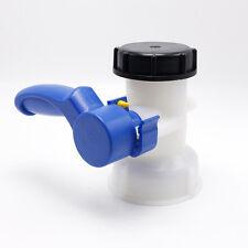 Vanne Robinet  2''  pour Cuve  IBC  1000 Litres S60x6   Récupération d'eau pluie