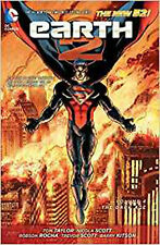 Earth 2 Volume 4: The Dark Age TP (The New 52) (Earth 2: The New 52!), Taylor, T