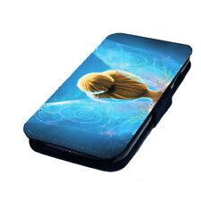 Custodie portafoglio blu per Samsung Galaxy A5