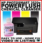 HP Photosmart 3520e Head Cleaner: Nozzle Cleanser & Printhead Unblocker