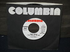 """Mac Davis """"Your Side of the Bed"""" 45 Single PROMO  Mono/Stereo"""
