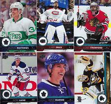 2017 2018 Upper Deck Series One Hockey Complete 200 Card Set Crosby plus 17 18