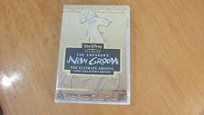 The Emperor's New Groove Disney Region 4 DVD David Spade John Goodman