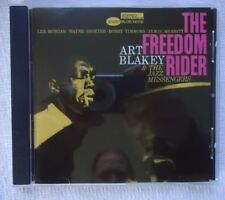 The Freedom Rider by Art Blakey/Art Blakey & the Jazz Messengers (CD, Jan-1998,