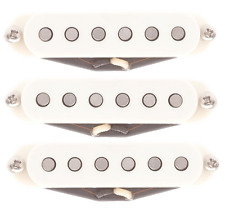 Suhr V60LP Low Peak Classic Vintage 60's Single Coil White Strat Pickup Set