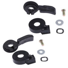 2 Sets Handlebar Switch Parts Thumb Choke Lever for 110cc 125cc 150cc Plastic