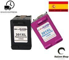 Cartucho de Tinta Compatible HP 301 XL para HPDeskjet serie 1000,1050, 2050,3000