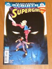 SUPERGIRL #10 DC UNIVERSE REBIRTH VARIANT