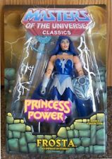 MASTERS OF THE UNIVERSE CLASSICS FROSTA MOTUC MOC MINT He-Man figure, complete